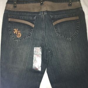 Harley Davidson jeans - women's
